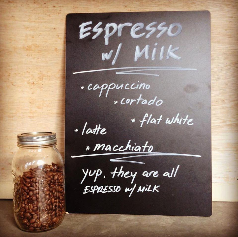 respite coffee cookies people menu